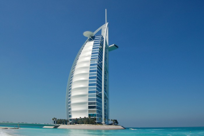 Top 10 most expensive hotel rooms in the world for Dubai 7 star hotel rates