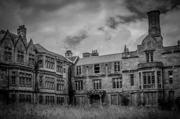 Byberry Mental Asylum