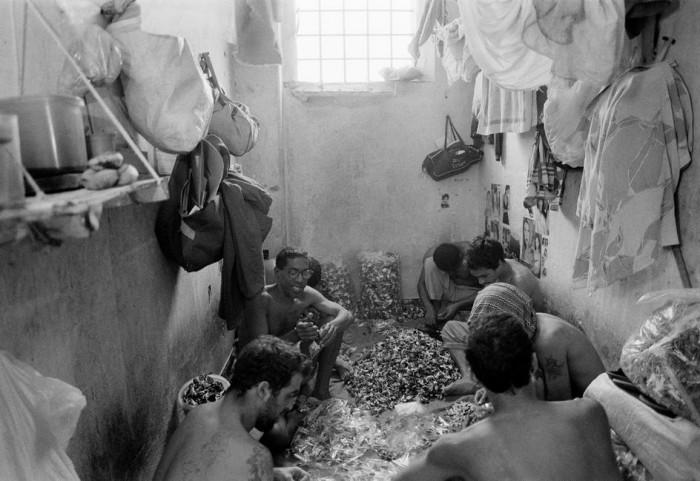 Carandiru Prison, Brazil