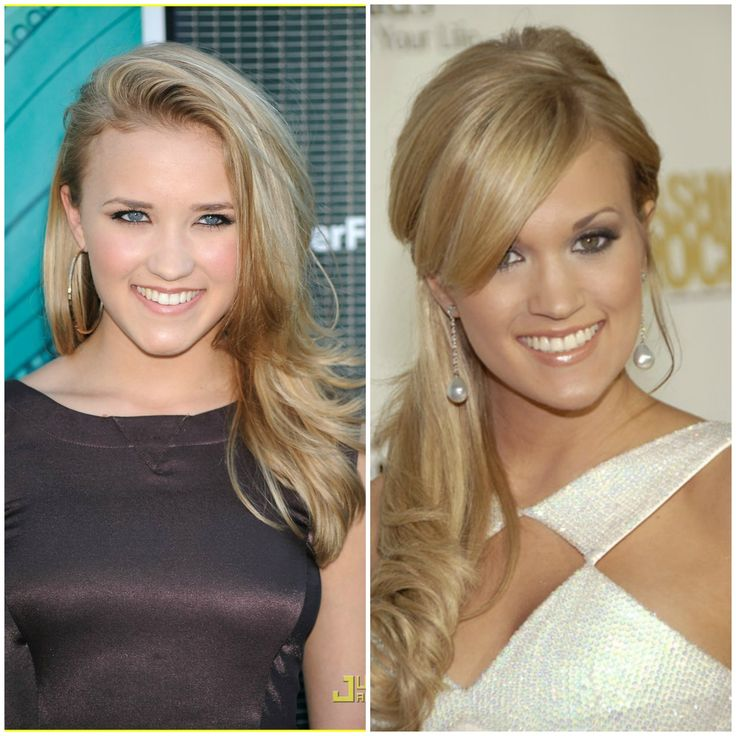 Carrie Underwood & Emily Osment