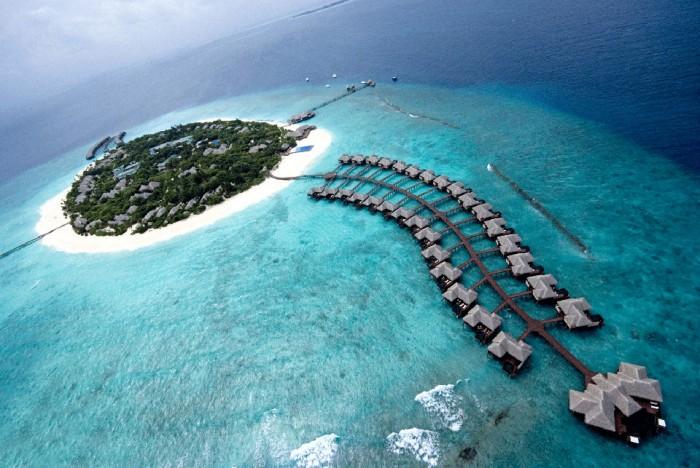 Maldives-Chagos-Lakshadweep Atolls