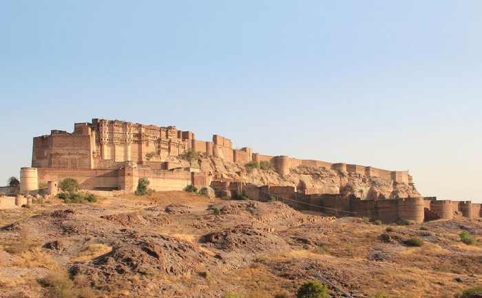 Mehrangarh Fort, India