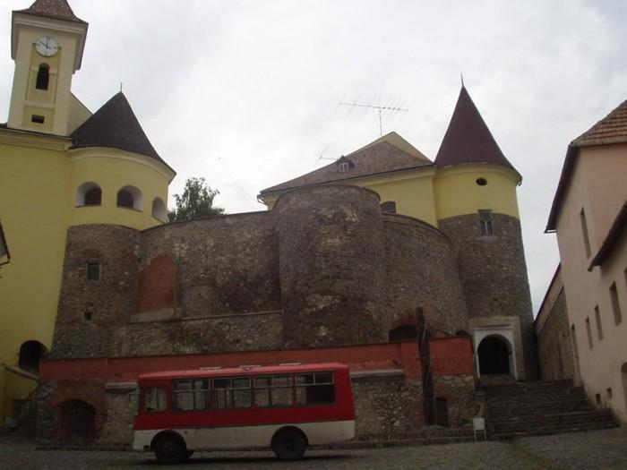 Mukachevo Castle, Ukraine