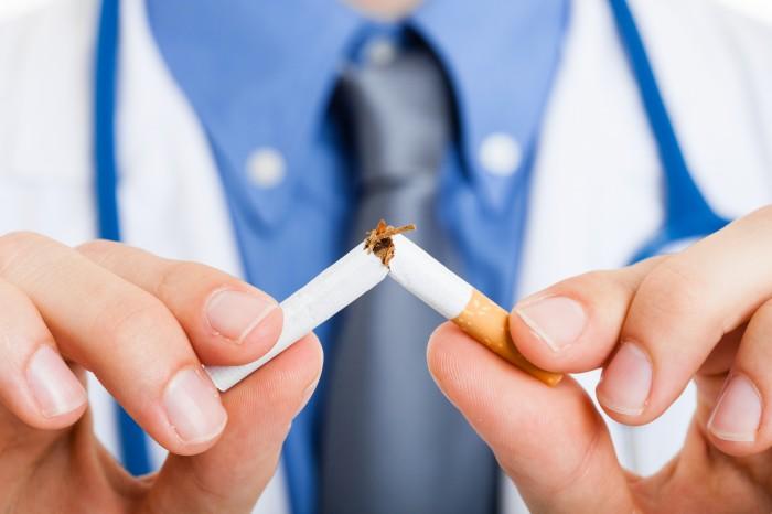 - No smoking