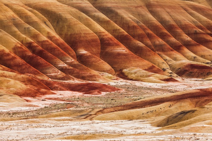 Painted Hills of John Day Fossil Beds, Oregon, USA