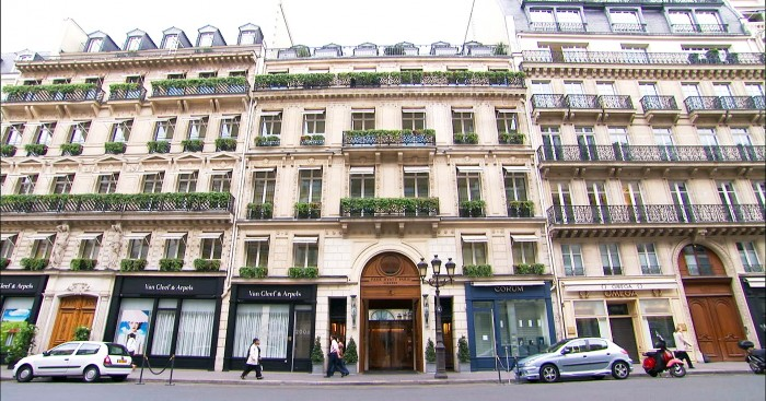 Park Hyatt, Vendome, Paris,