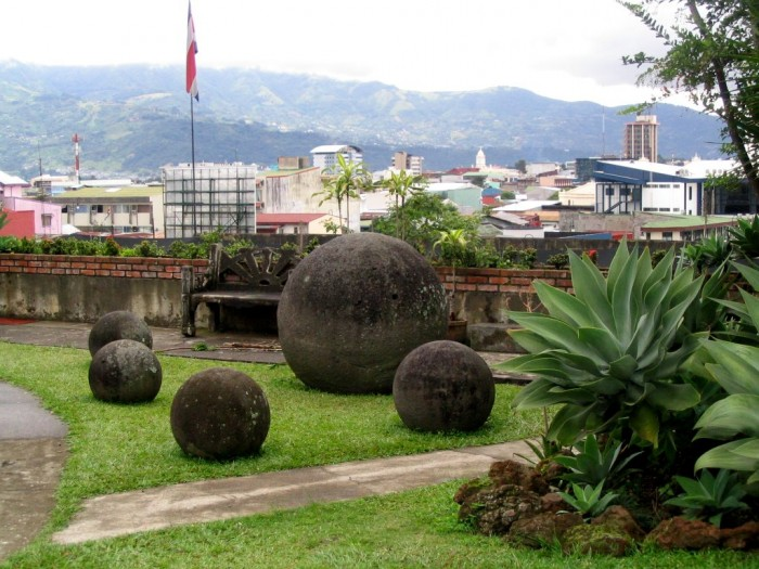 Stone Spheres of Costa Rica