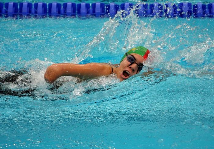 Swimming d