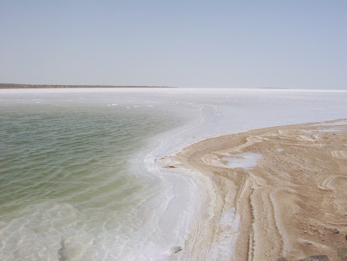 The Great Rann of Kutch, Gujarat, India
