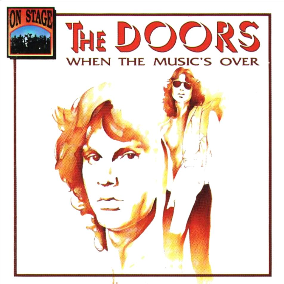 The_Doors-When_The_Musics_Over-Frontal