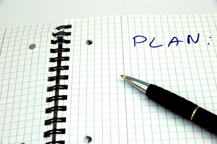 To have a plan