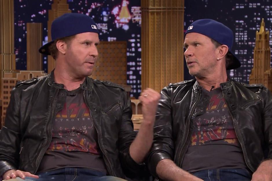 Will Ferrell & Chad Smith
