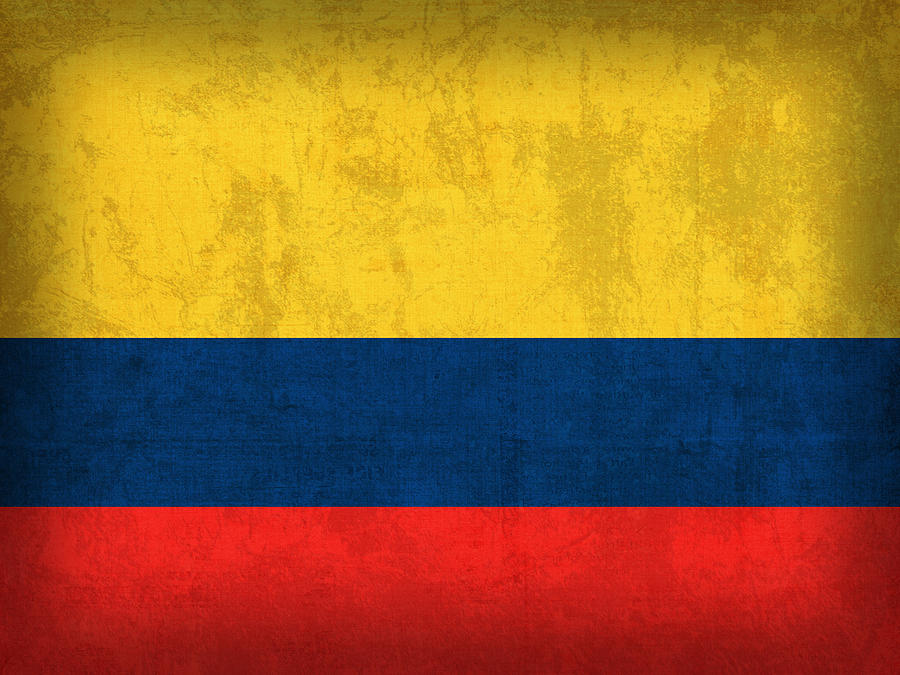colombia-flag-vintage-distressed-finish-design-turnpike