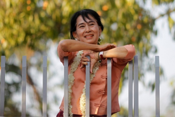 top 10 most influential & greatest leaders Aung San Suu Kyi-005