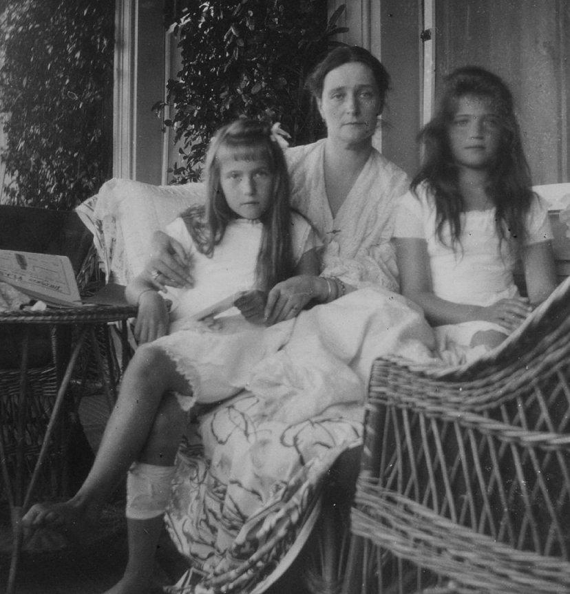 Anna Anderson, Alias Anastasia