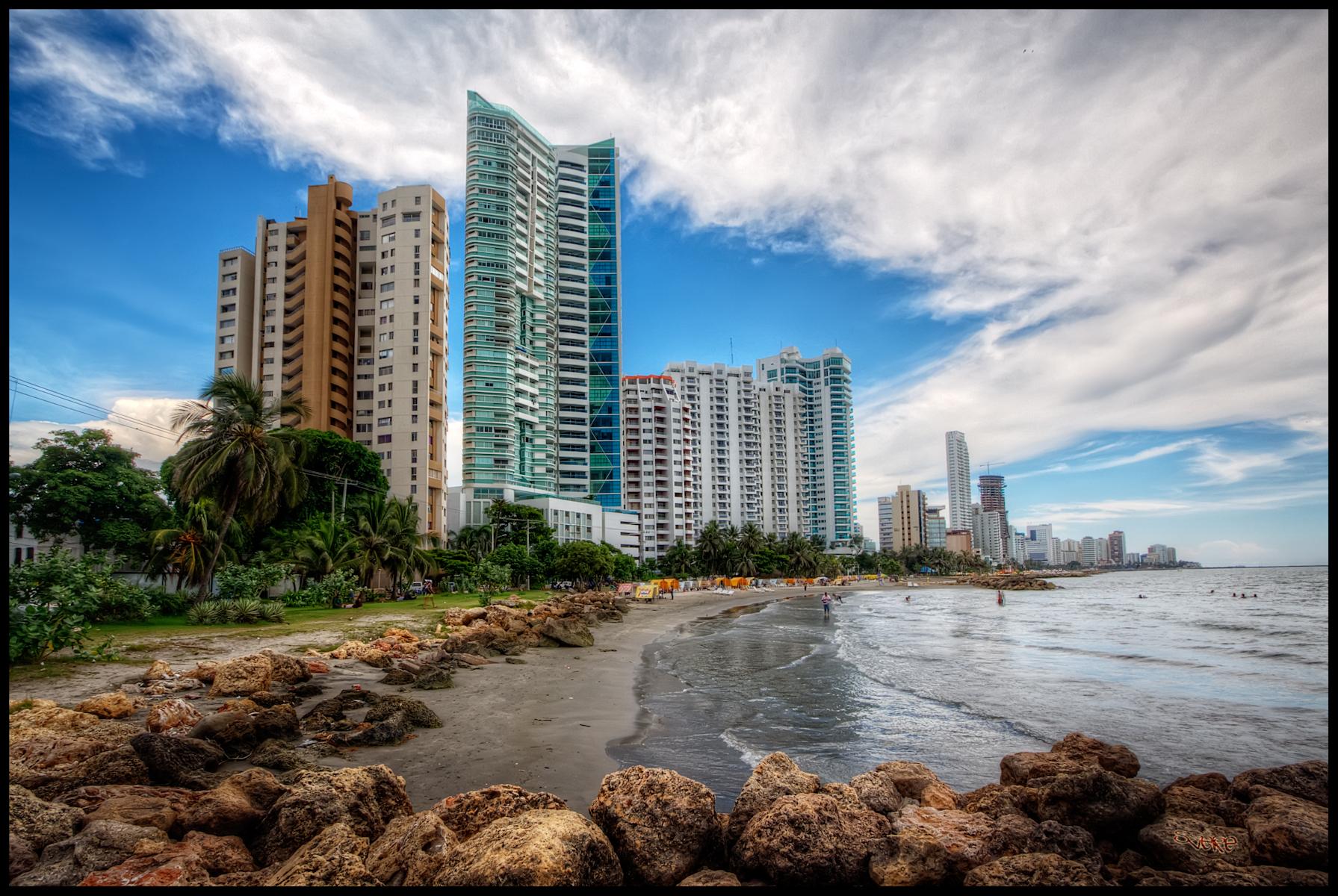 Bocagrande, Cartagena, Colombia