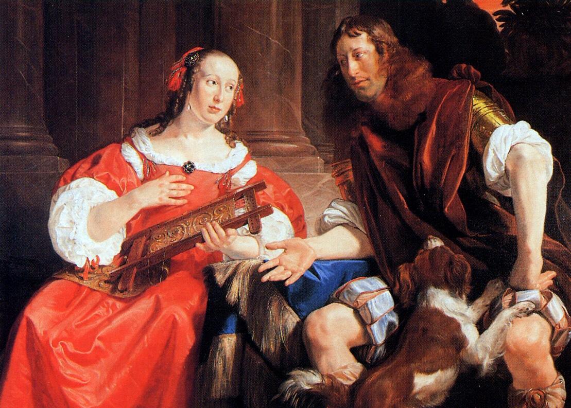 Braij-de-Jan-A-couple-as-Odysseus-and-Penelope-Sun
