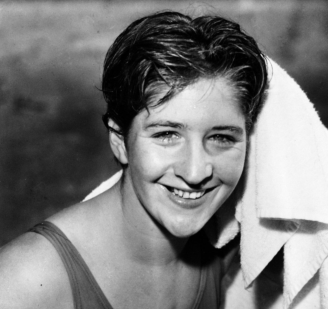 Dawn Fraser Portrait