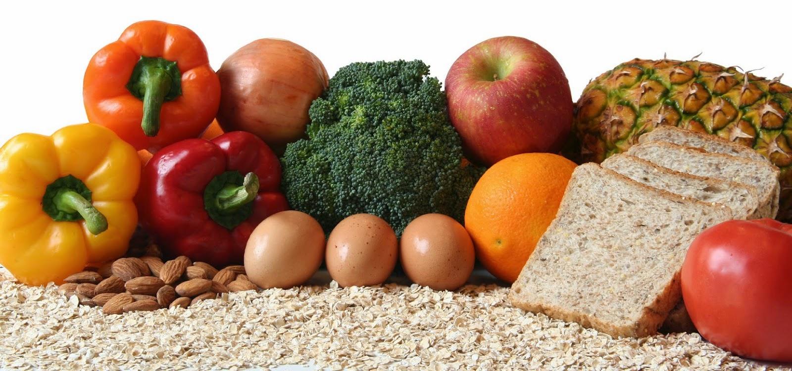 Eat High-Energy Foods