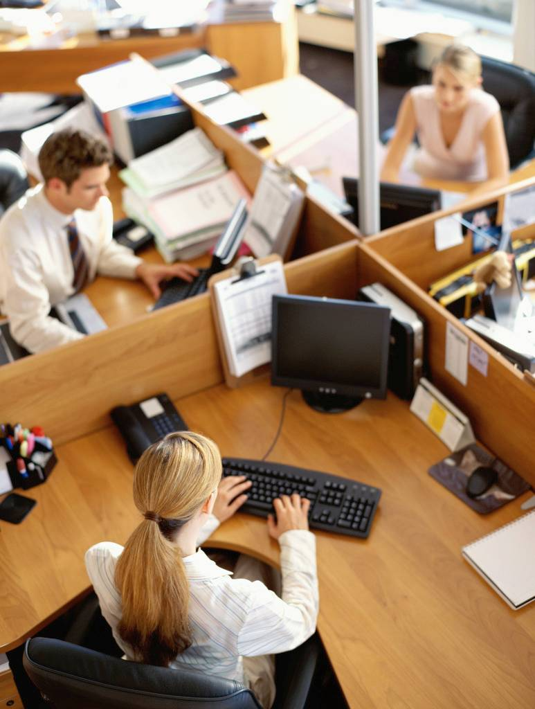 Employee-monitoring services