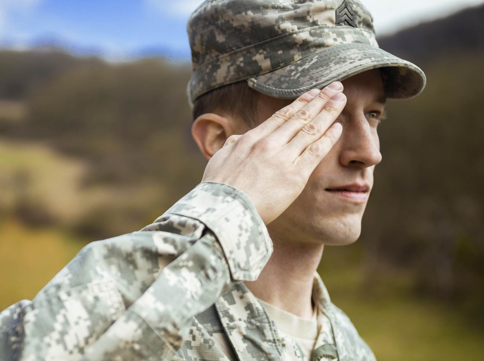 Enlisted military personnel