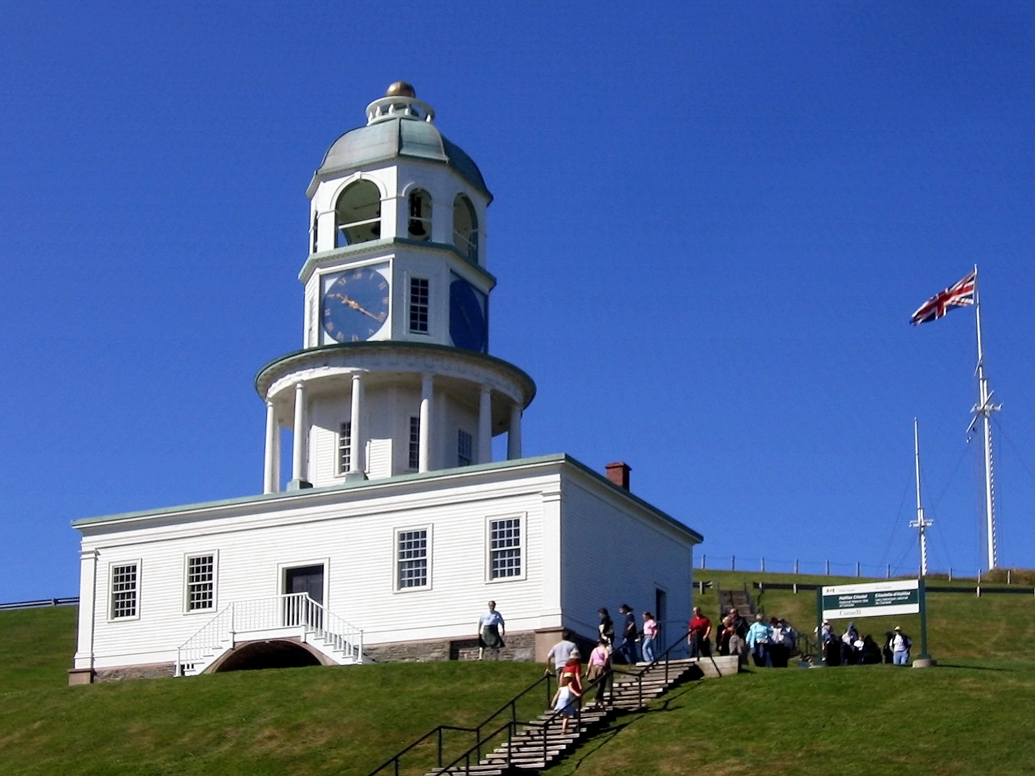 Fort George, Nova Scotia, Canada