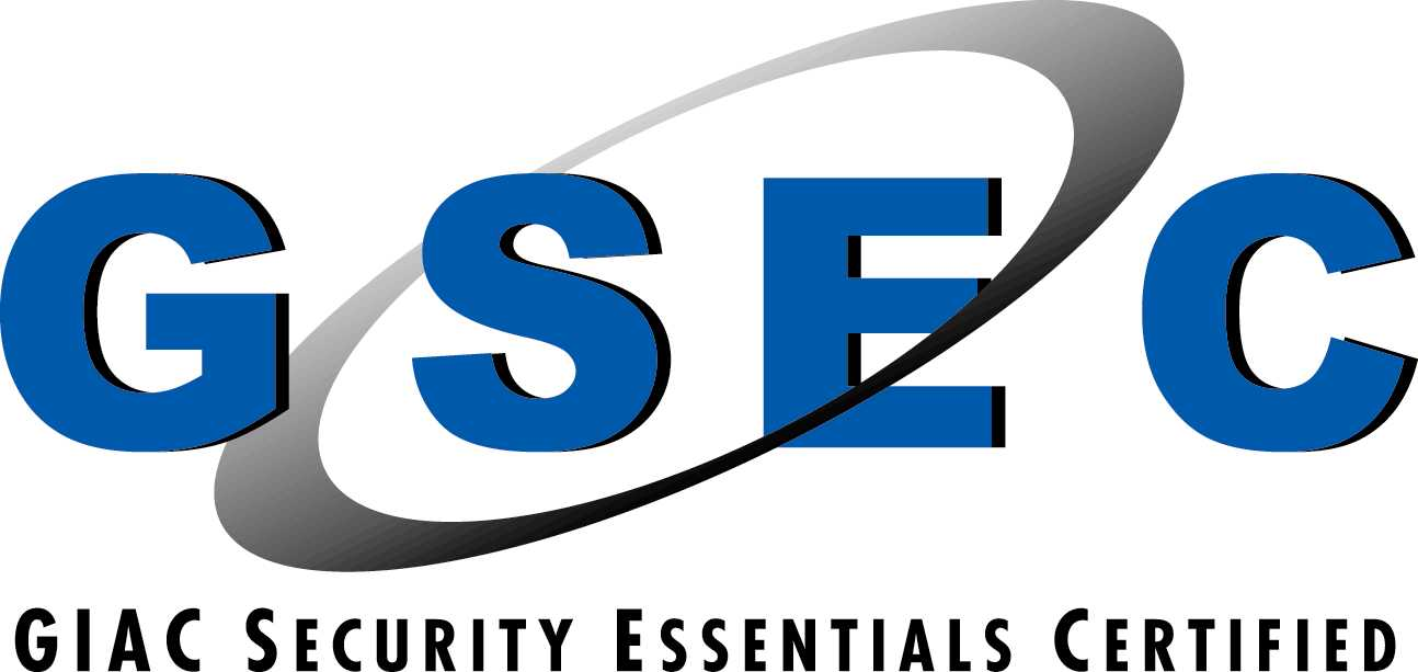 GIAC Security Essentials