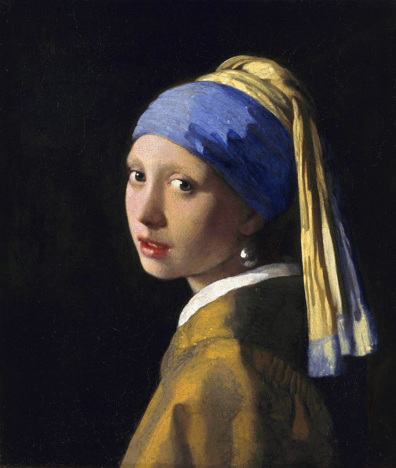 Girl-With-A-Pearl-Earring-Painting-Desktop-Wallpaper