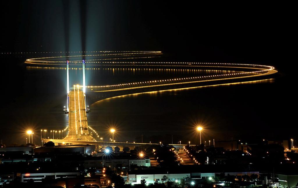 Penang Bridge.