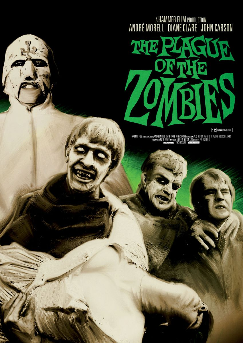 Plague of Zombies poster(1)