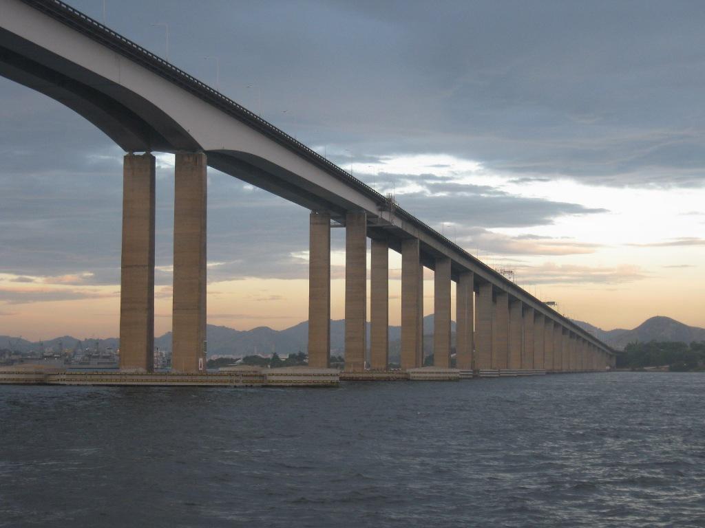 Rio-Niteroi Bridge