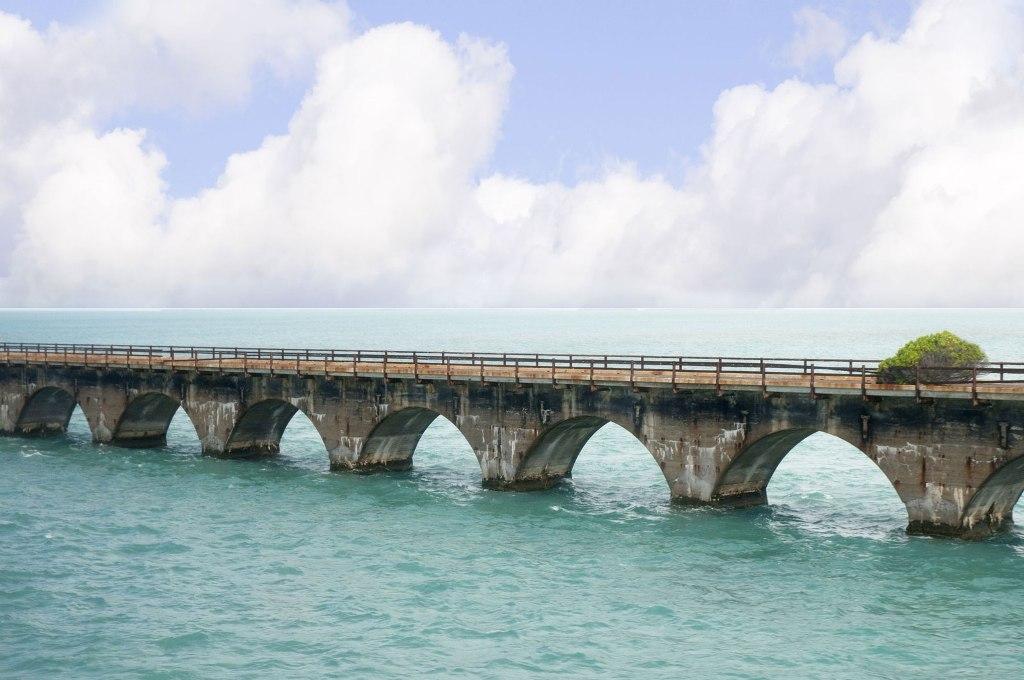 Seven Mile Bridge.