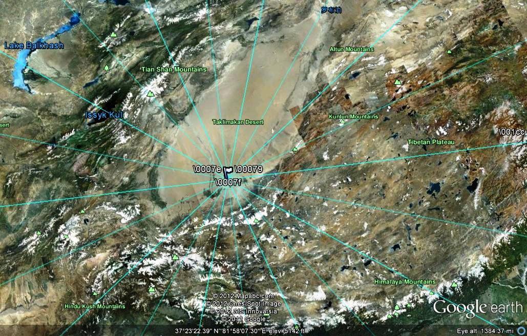 The Kongka La Pass UFO Base