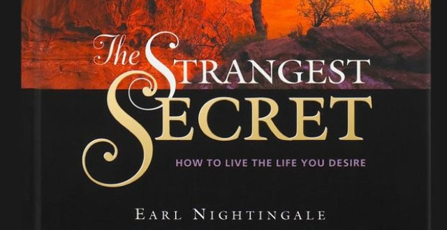 the strangest secret in the world pdf