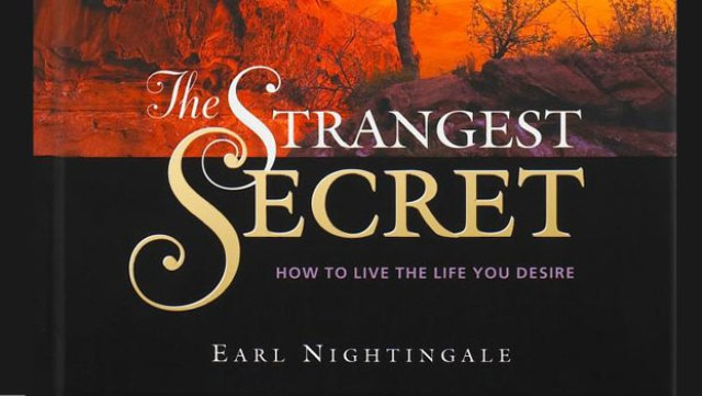 Photo of Top 10 Strangest Secrets by Earl Nightingale