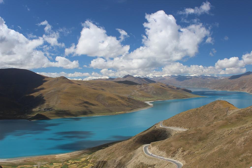 Yambajan, Tibet