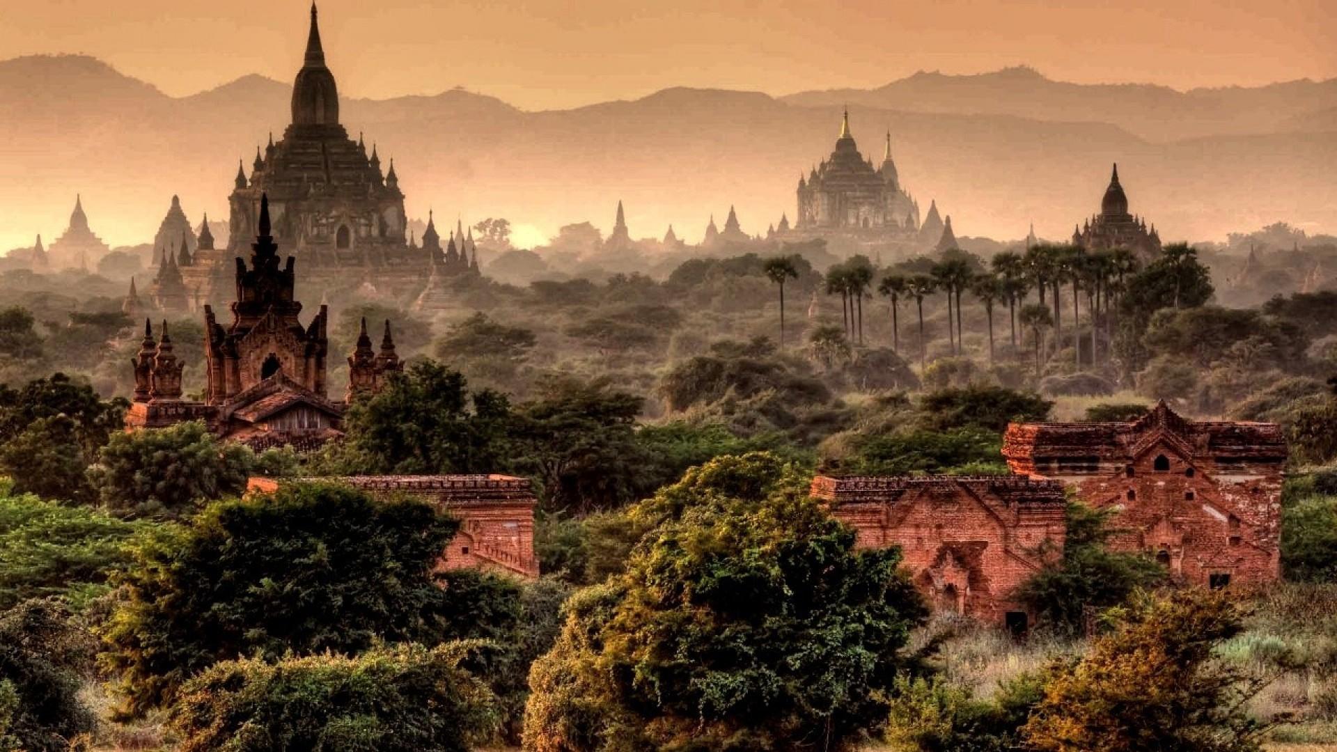 bagan-pagoda