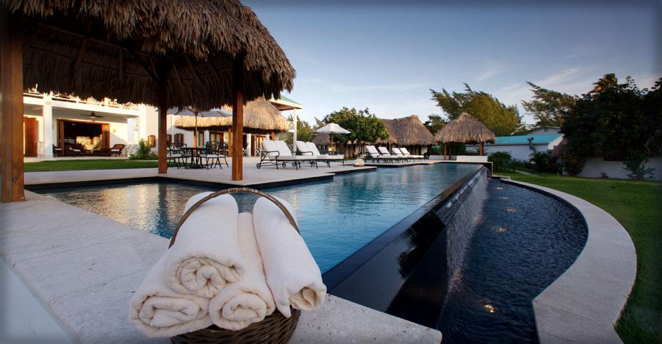 Belize Luxury Resorts Victoria House