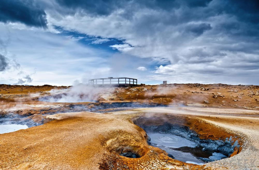 Photo of Top 10 Most Recorded Countries Producing geothermal Energy