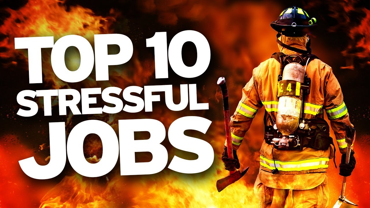 Photo of Top 10 Most Stressful Jobs Ever