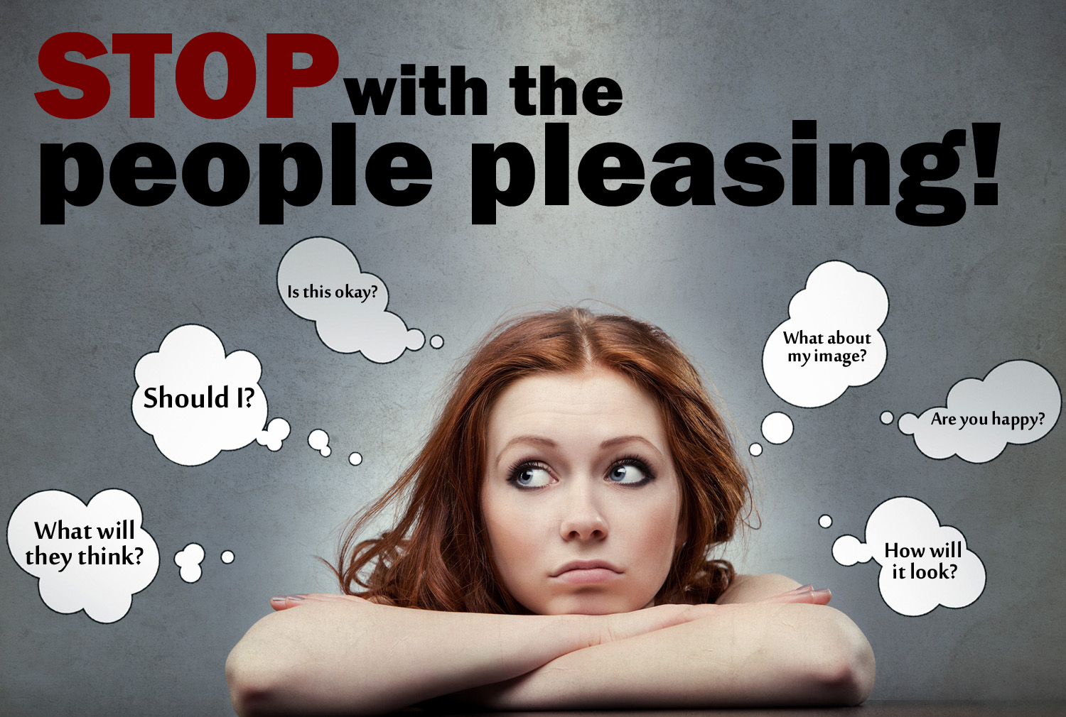 people-pleasing