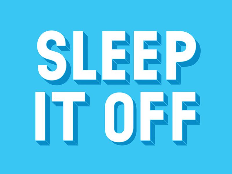 sleepitoff