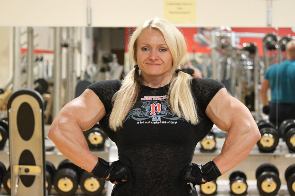 Photo of Top 10 Female Body-Builders in The World
