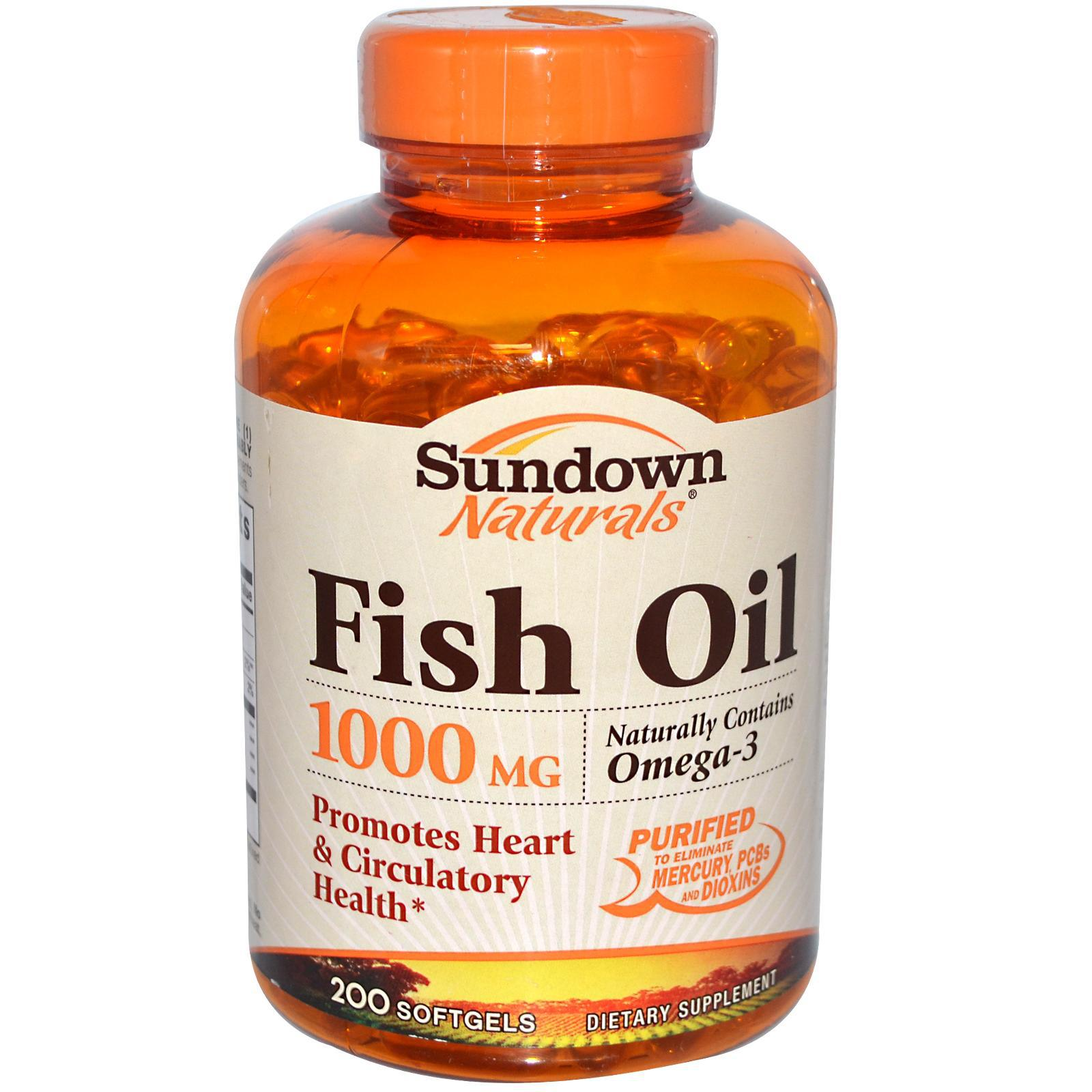 Top 10 best fish oil supplements currently for Fish oil pills