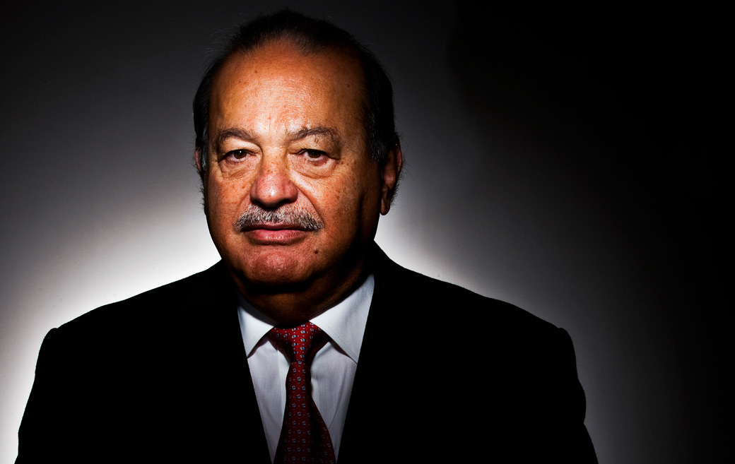 Carlos Slim Sees Colombia Ascending As Choice In Commodity Boom