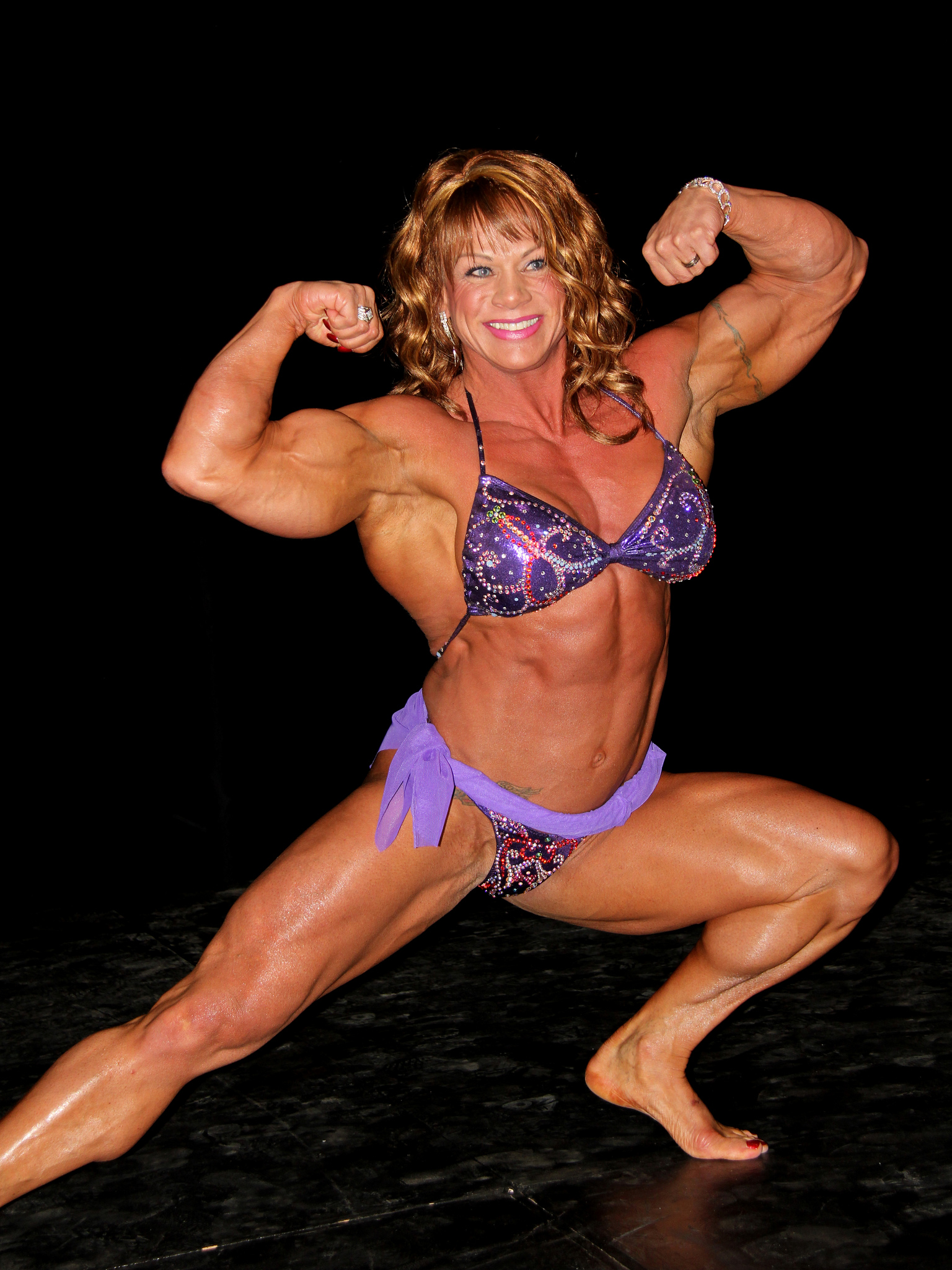 Top 10 Female Body-Builders in The World