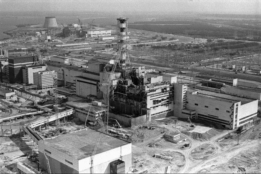 Chernobyl, Ukraine 1986