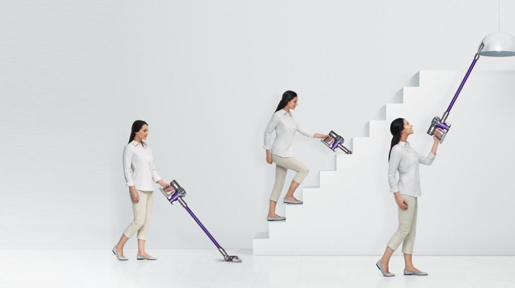 Dyson DC59 Animal Cordless Vacuum Cleaner.