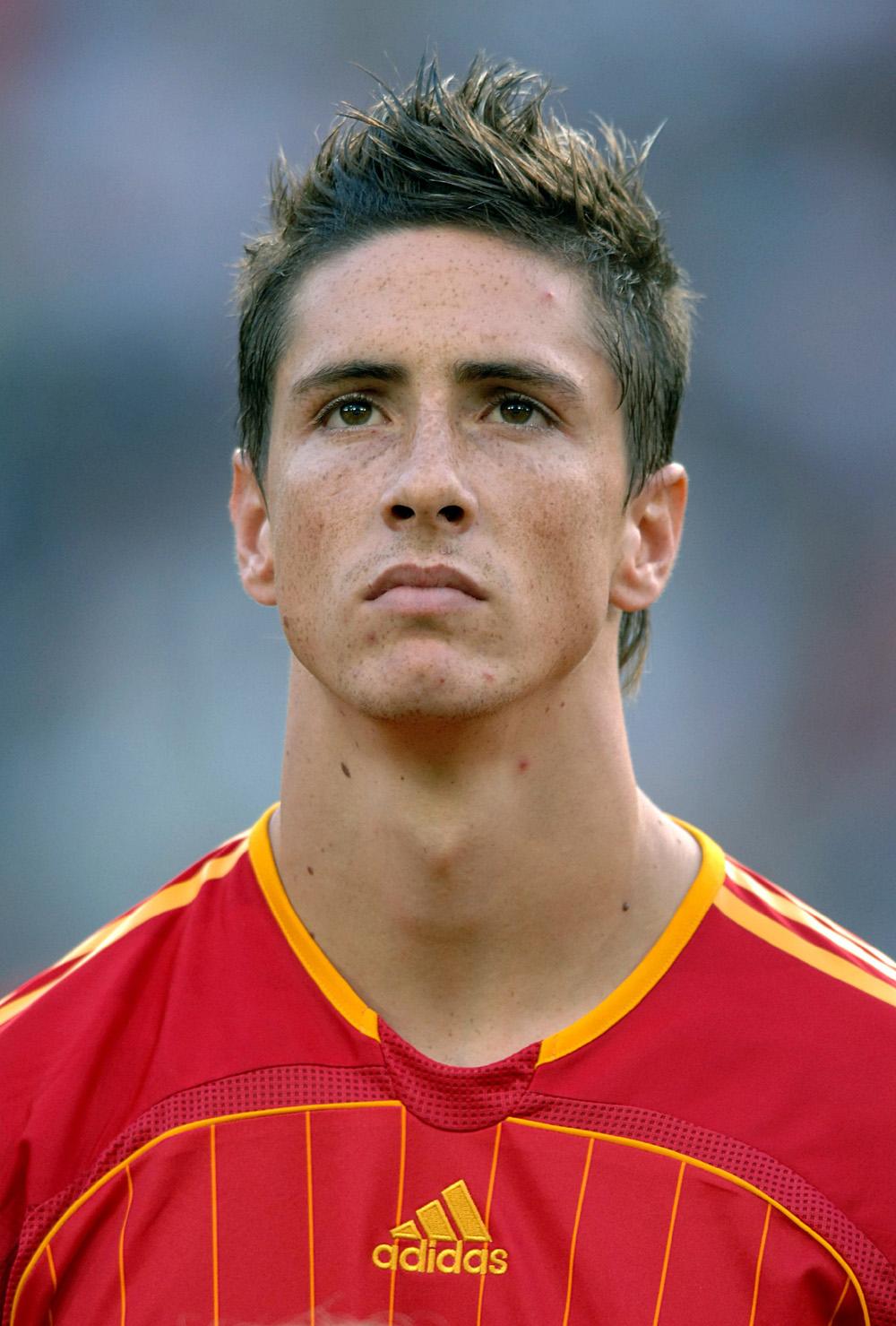 WM 2006 - Fernando Torres (Spanien)