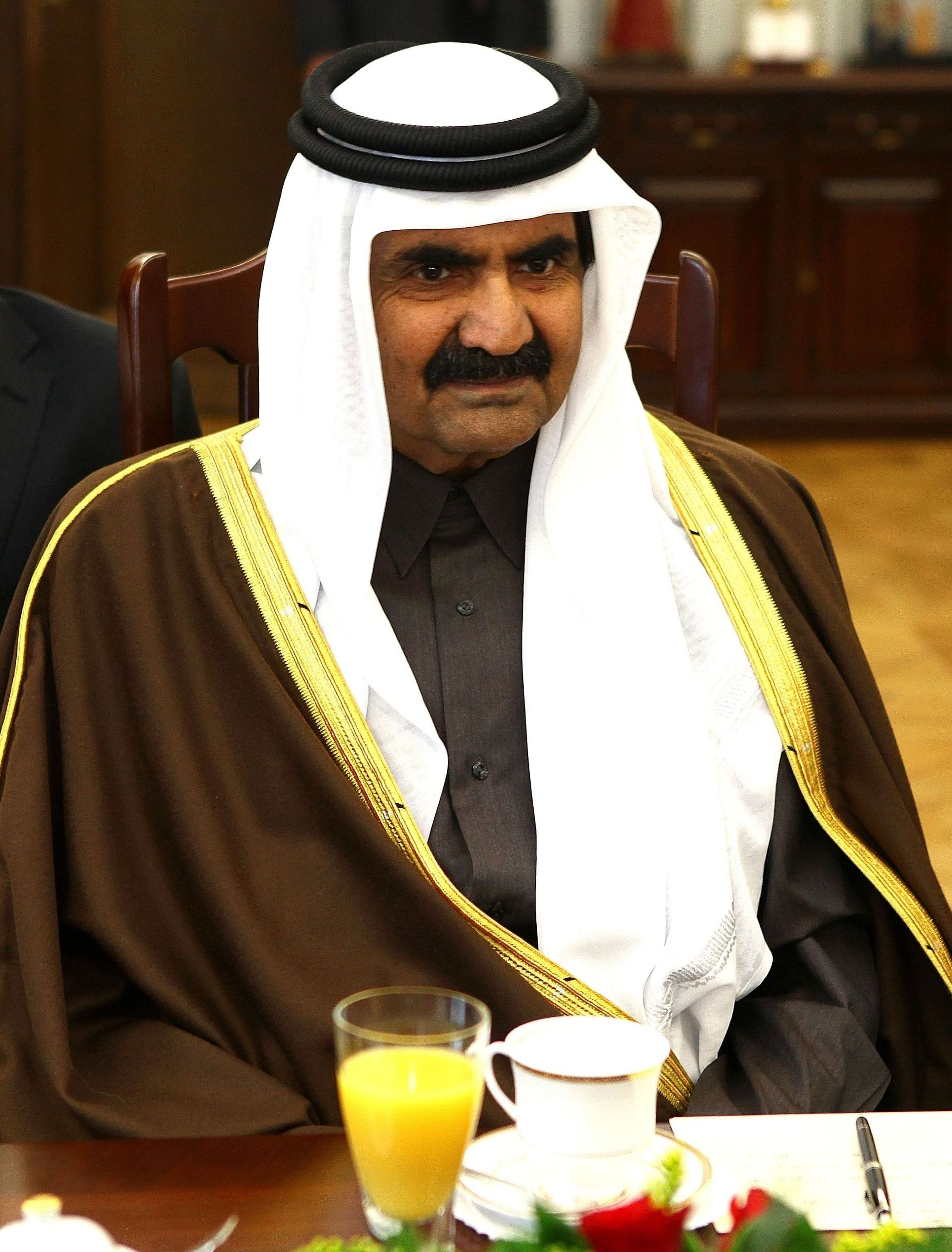 Hamad_bin_Khalifa_Al_Thani_Senate_of_Poland